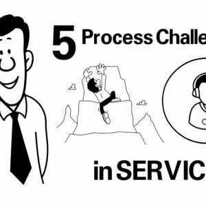 Lean Office - 5 Process Challenges in Service