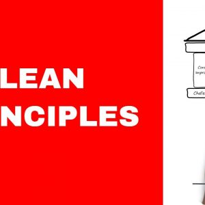 Lean Principles by Toyota Way and Lean Thinking
