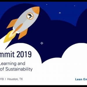Lean Summit 2019 - A Quick Look with Jean Cunningham