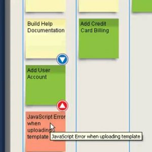 LeanKit Kanban - Visualizing Prioritized Tasks