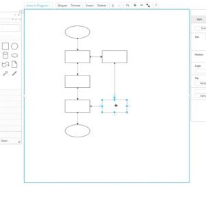 Learn how to create a flowchart in Quip with draw.io