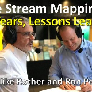 Lessons Learned - 20 Years of Value Stream Mapping