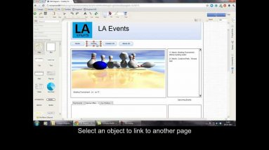 Linkable Diagrams in Confluence and Creately Player