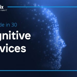 Low--Code in 30 Webinar - Cognitive Services