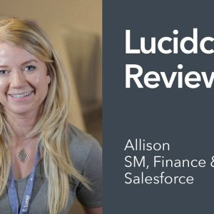 Lucidchart Reviews - Senior Manager of Finance & Strategy