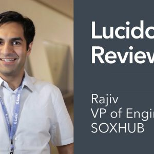 Lucidchart Reviews - VP of Engineering
