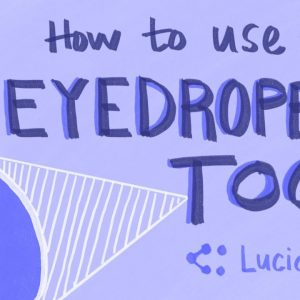 Lucidchart Tutorial: How to Use the Eyedropper Tool