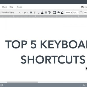 Lucidchart Tutorials - 5 Favorite Keyboard Shortcuts