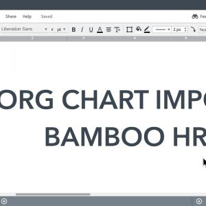 Lucidchart Tutorials - Create an org chart from Bamboo HR