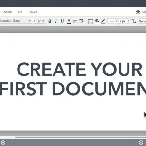 Lucidchart Tutorials - Create your first document & basic functions