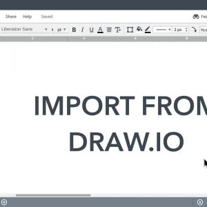 Lucidchart Tutorials - Draw.io Import (beta)