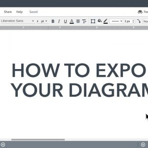 Lucidchart Tutorials - Export a PDF, image, or Visio doc