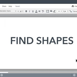 Lucidchart Tutorials - Find the right shapes