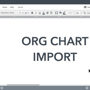 Lucidchart Tutorials - Import data to create an org chart