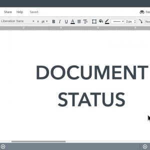 Lucidchart Tutorials - Manage Document Status