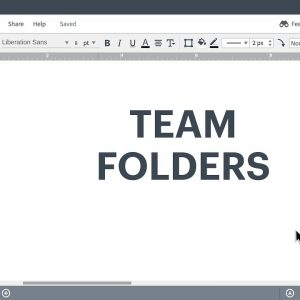 Lucidchart Tutorials - Team Folders