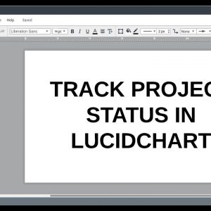 Lucidchart Tutorials - Track Project Status in Lucidchart