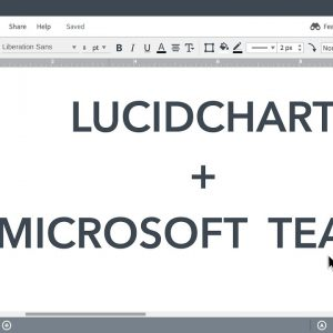 Lucidchart Tutorials - Work Visually in Microsoft Teams
