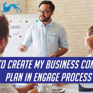Make your Business Continuity Plans in Engage Process