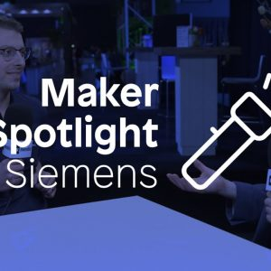 Maker Spotlight: Philipp Lutz, Siemens