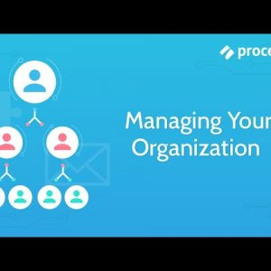 Managing Your Organization