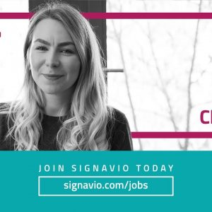 Meet Charlott: Working Student @ Signavio
