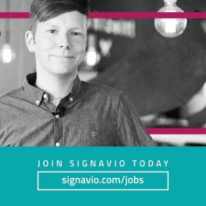 Meet Felix: Back Office @ Signavio