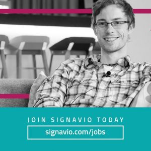 Meet Oliver: Engineering @ Signavio