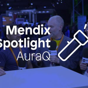 Mendix Maker Spotlight - AuraQ