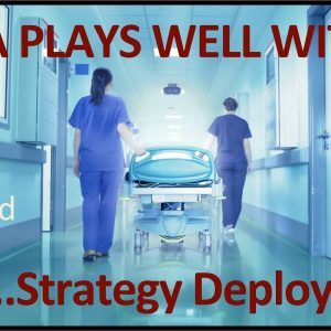 Michael Lombard: Kata Plays Well with Strategy Deployment