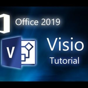Microsoft Visio 2019 - Full Tutorial for Beginners [+General Overview]