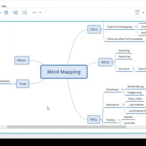 Mindmapping: Using as a note-taking tool with Adrian Reed