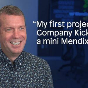 My First Project at Mendix