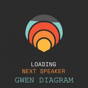 Gwen Diagram Interview - Closing Keynote - Agile on the Beach Conference 2018