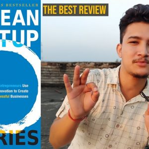 Nepali book review of Lean Startup | Reviewed by Sameer Startup
