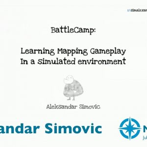 BattleCamp: Learning mapping gameplay in a simulated environment - Aleksandar Simovic - Wardley Maps
