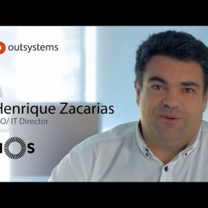 NOS Speeds App Delivery with OutSystems: Connecting IT and Business