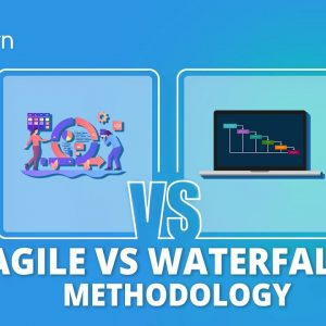 Agile vs Waterfall Methodology | Difference Between Agile & Waterfall | DevOps Tutorial |Simplilearn