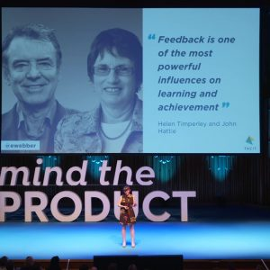 Building Successful Communities of Practice by Emily Webber at Mind the Product London 2018