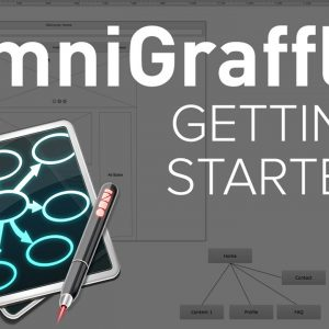 Omnigraffle Pro (5.4) Tutorial - Getting Started
