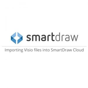 Open and Edit Visio Files with SmartDraw's Online Edition