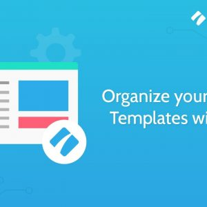 Organize your Process Templates with Tags
