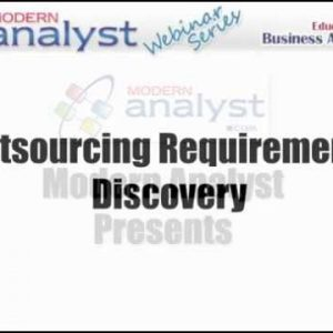 Outsourcing Requirements Discovery