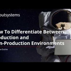 How To Differentiate Between Production and Non-Production Environments