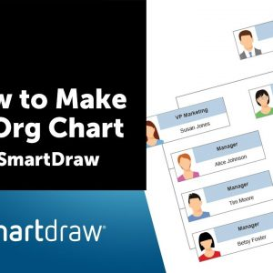 How to Make an Organizational Chart - Templates for Excel, Word, PowerPoint