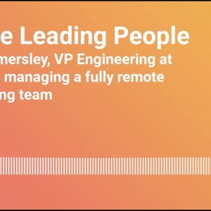 People Leading People Season 2 Episode 2: Katie Womersley - Buffer