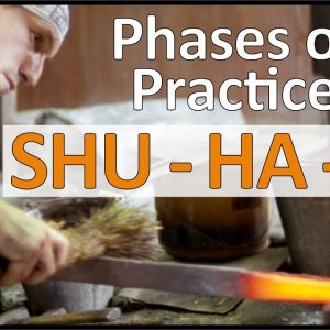 Phases of Practice: Shu Ha Ri
