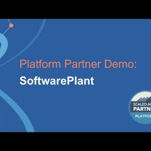 Platform Partner Demo: SoftwarePlant