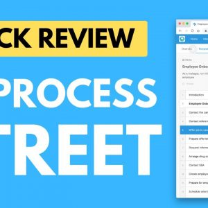 Process Street: Full Review (2019)