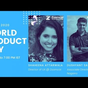 ProductTank Delhi: World Product Day with Zoomcar and Nagarro